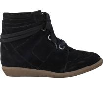 Schwarze Bronx Sneaker 46921