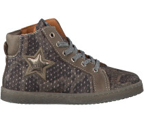 Taupe Develab Sneaker 41416