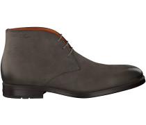 Graue Van Lier Business Schuhe 6151