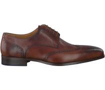 Braune Greve Business Schuhe 4157
