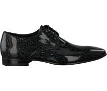Floris Van Bommel Business Schuhe 14338 Schwarz Herren