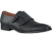 Schwarze Van Lier Business Schuhe 6006