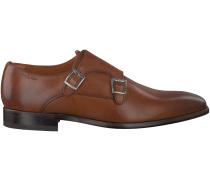 Cognac Van Lier Business Schuhe 4126