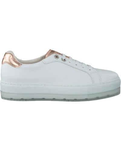 Diesel Damen Weiße Diesel Sneaker S-Andys