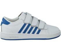 Weisse K-Swiss Sneaker HOKE TT
