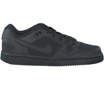 Schwarze Nike Sneaker SON OF FORCE