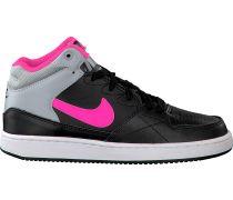 Schwarze Nike Sneaker PRIOTITY MID KIDS