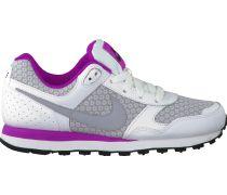 Weiße Nike Sneaker MD RUNNER MEISJES