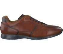 Cognac Van Bommel Sneaker 16192