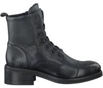 Schwarze Nubikk Boots DALIDA STUDS
