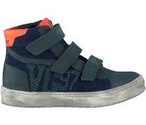 Blaue Vingino Sneaker GUUS VELCRO