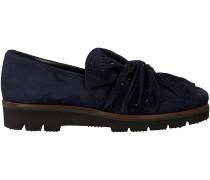 Blaue Maripé Slipper 25052