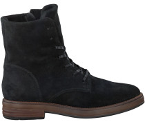 Schwarze Mjus Boots RETURN