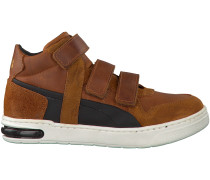 Cognac Hip Sneaker H1863