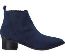 Blaue Guess Chelsea Boots SAFARRI