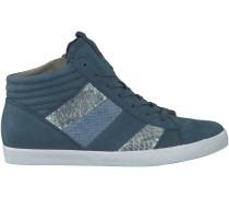 Blaue Gabor Sneaker 427