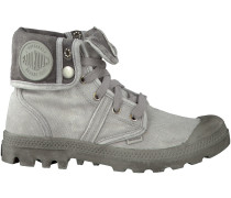 Graue Palladium Boots PALLABROUSE D
