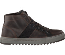 Braune Bjorn Borg Sneaker BOB MID CTR M