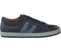 Blaue Van Lier Sneaker 7280