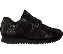 Schwarze Hassia Sneaker 1826