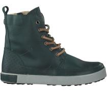 Grüne Blackstone Boots CK01