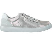 Silberne Bullboxer Sneaker AHM002