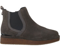 Taupe Alma en Pena Chelsea Boots 389