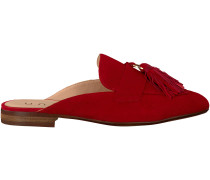 Rote Unisa Loafer DUPON