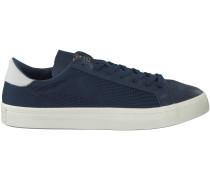 Blaue Adidas Sneaker COURTVANTAGE HEREN