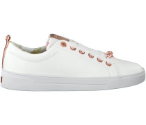 Weiße Ted Baker Sneaker TED BAKER KELEI
