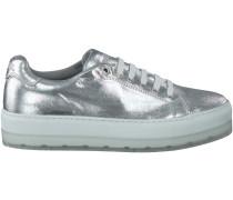 Silberne Diesel Sneaker S-ANDYS