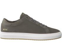Graue Nubikk Sneaker PURE MIELE MEN