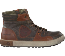 Grüne Vingino Boots SIL MID