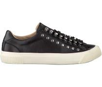Schwarze Diesel Sneaker MUSTAVE LC W