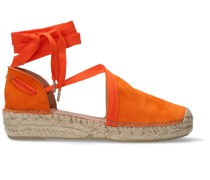 Espadrilles 152010166 Orange Damen