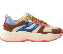 Scotch & Soda Sneaker Low Celest Merhfarbig/Bunt Damen