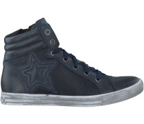 Blaue Braqeez Sneaker 416506