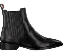 Scotch & Soda Chelsea Boots Trona 751134 Schwarz Damen