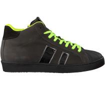 Graue Hip Sneaker H1798