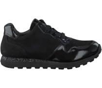 Schwarze Gabor Sneaker 366