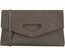 Taupe Unisa Clutch ZGRISEL
