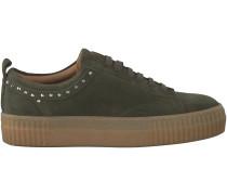 Grüne Bronx Sneaker 65632