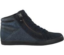 Blaue Gabor Sneaker 426