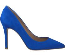 Blaue Omoda Pumps 17X012102