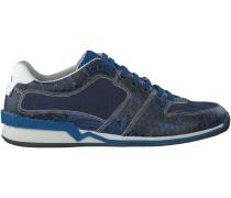 Blaue Floris van Bommel Sneaker 16280