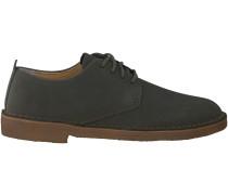 Grüne Clarks Boots DESERT LONDON