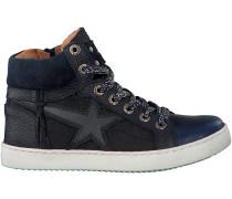 Blaue Kanjers Sneaker 8932LP