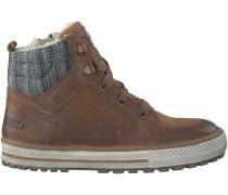Braune Braqeez Sneaker 416859