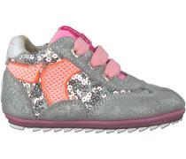 Silberne Shoesme Babyschuhe BP7S005