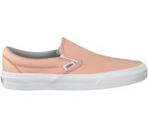 Rosa Vans Slip On CLASSIC SLIP ON DAMEN